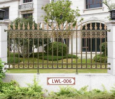 辽宁铝艺阳台护栏
