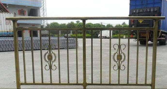 黑龙江锌合金护栏