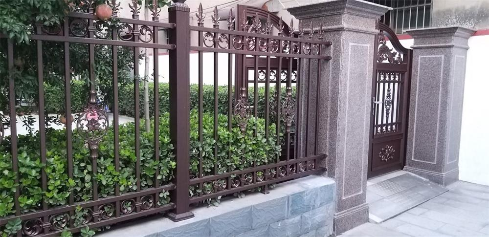 廊坊山西铝艺护栏